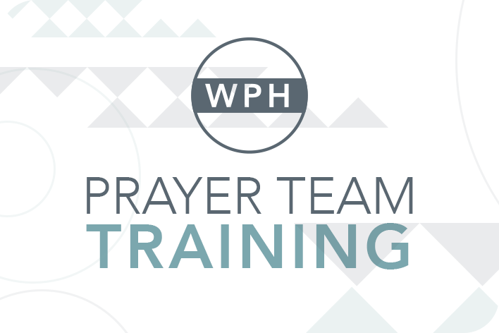 Regional Worship, Prayer & Healing Prayer Team Training