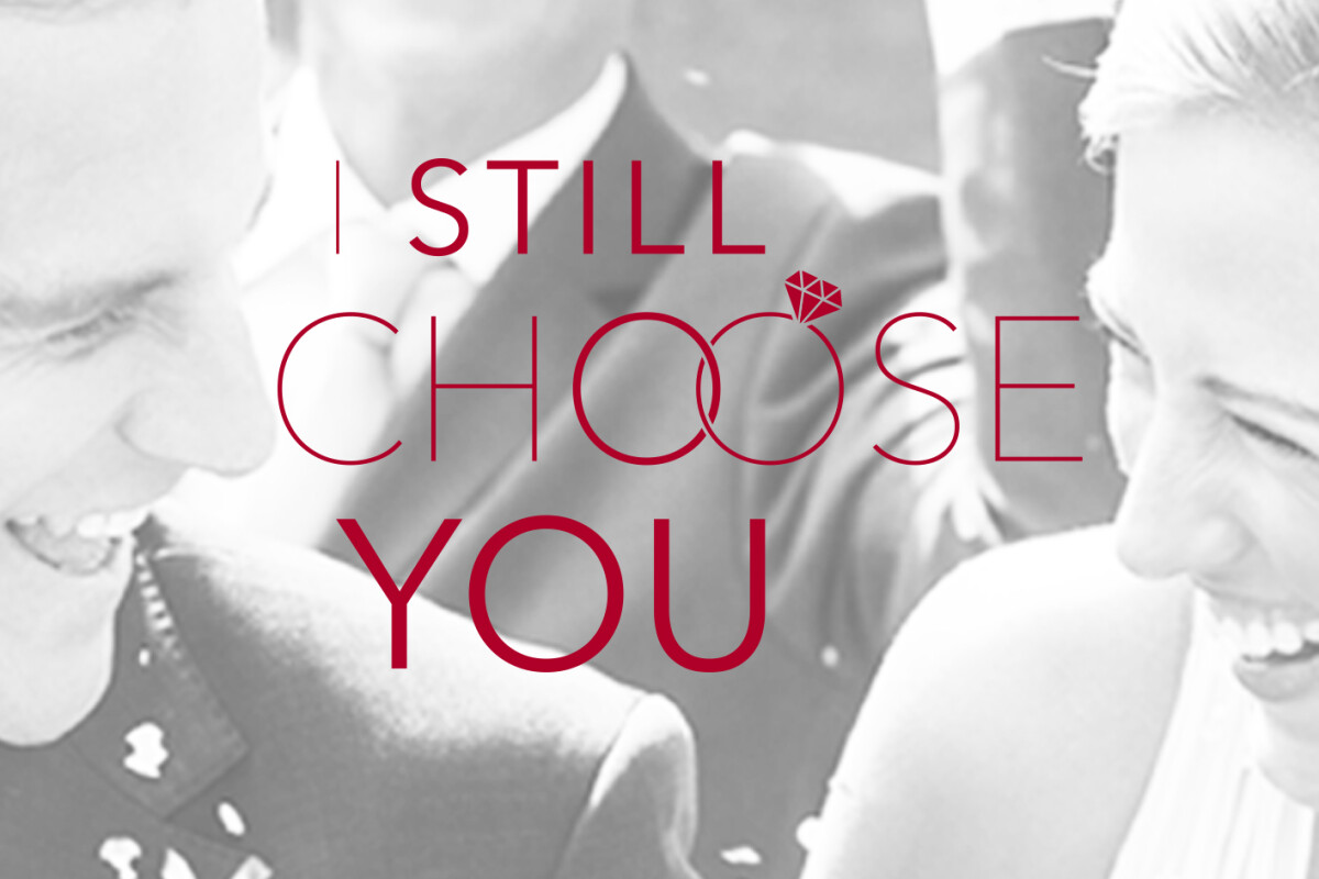I Still Choose You: A Dessert Event for Couples