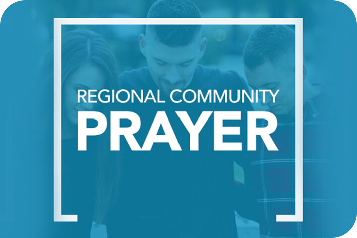 Regional Community Prayer