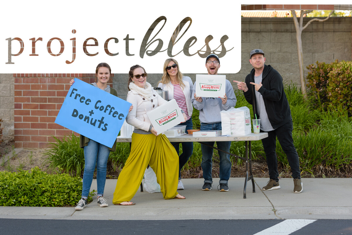 Project BLESS: Fall Kit Drop-Off