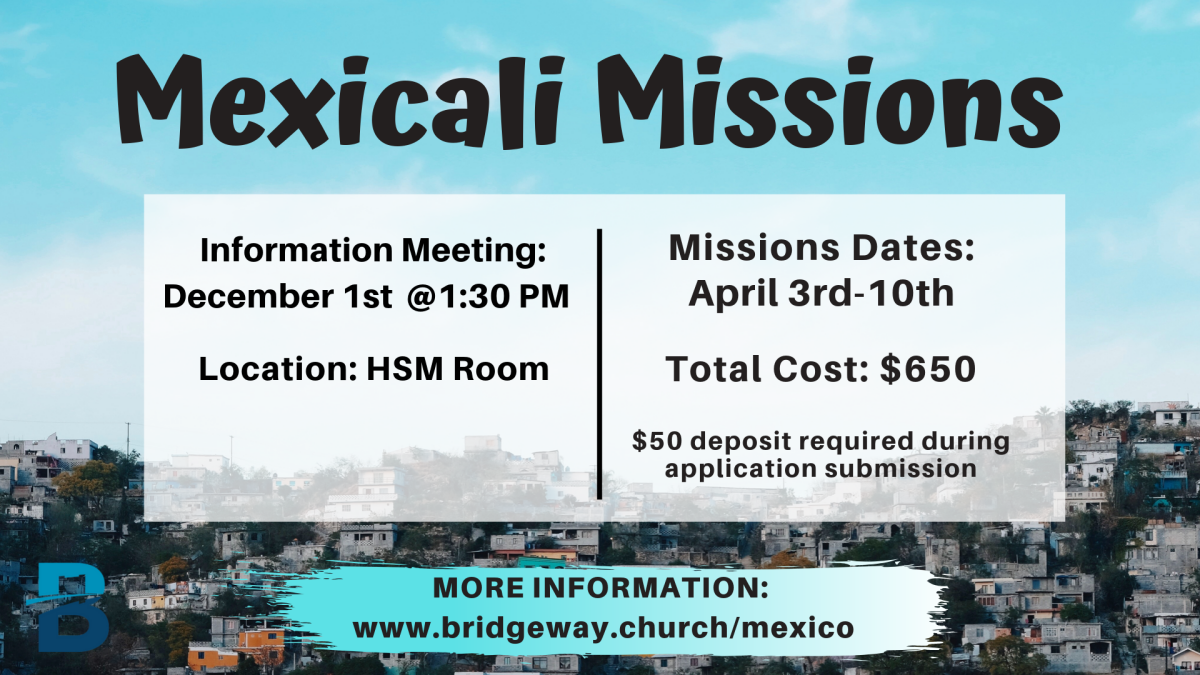 Mexicali Information Meeting