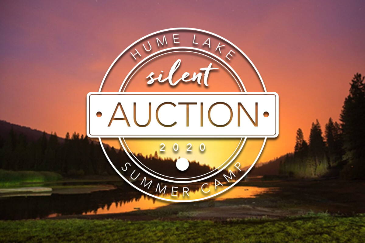 Hume Lake Silent Auction 2020