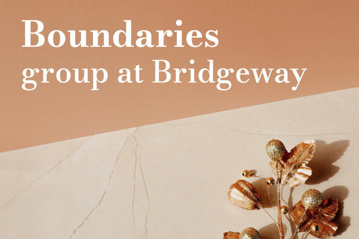 Boundaries Group