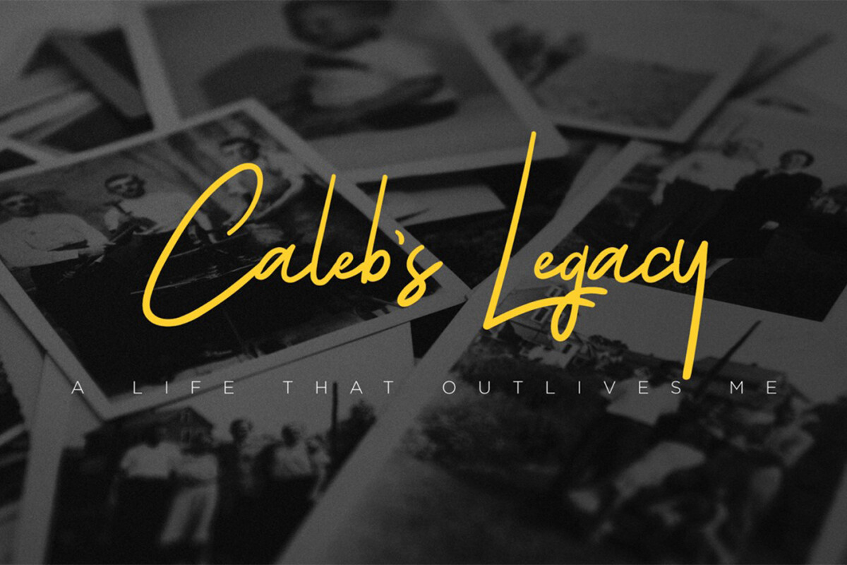 Caleb's Legacy Conference